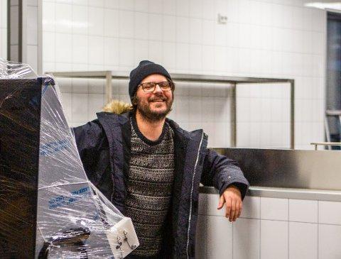 Sola er intet ukjent for The Shack-gründeren Gunnar Ellingsen, som har vært med og åpnet Professorens Pizza i fjerde byggetrinn av 40 Femti. Nå er han spent på mottakelsen av The Shack som åpner i nabobygget.