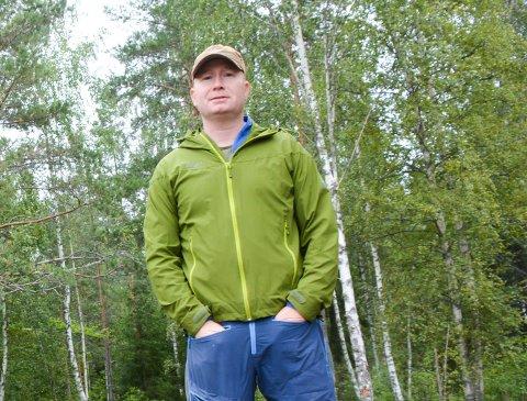 SKJØNN: Fagsjef ved Miljøavdelingen hos Fylkesmannen i Vestfold og Telemark, Arne Christian Geving, sier de i de fleste tilfeller må bruke skjønn.