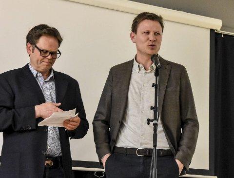PARAIDRETT: Tormod Hynne mener Notodden må satse på noe unikt når de nå er invitert med i telemarkisveka, og han kastet fram et forslag om å satse på arrangementer knyttet til paraidretten.