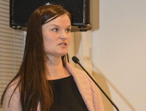 Monica gûttrup: Påpeker at innbyggerne i Tvedestrand ikke hadde noe valg i forhold til skolestruktur da de gikk til stemmeurnene i 2015, ettersom alle partiene mente det samme. Arkivfoto