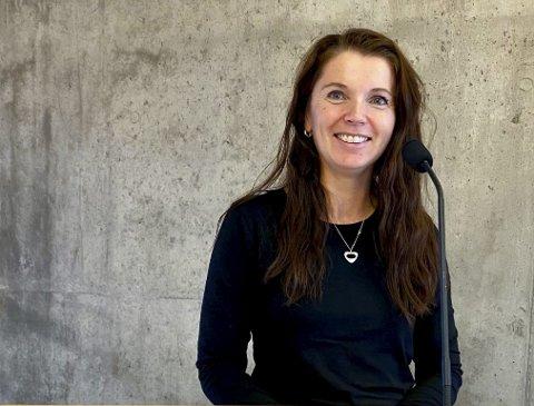 Christina Ødegaard: Åmlis kommunedirektør har foreslått en ny prosjektenhet på prøvetid i kommunen. I tre år ønsker hun at næring, reiseliv, landbruk, jord og skog skal jobbe sammen med pågående prosjekter i kommunen. Foto: Privat