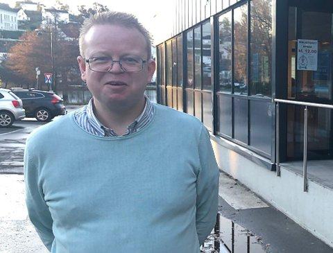 Yngve Monrad: Har meldt seg ut av FrP, og melder seg snart inn i Høyre.
