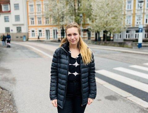 MENER OSLO NEDPRIORITERES: Mathilde Tybring-Gjedde hevder regjeringen sender de store pengene til distriktene.