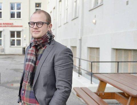Erik Skutle (H) mottar etterlønn fra Stortinget, samtidig som han driver utleieselskap. (Arkiv)