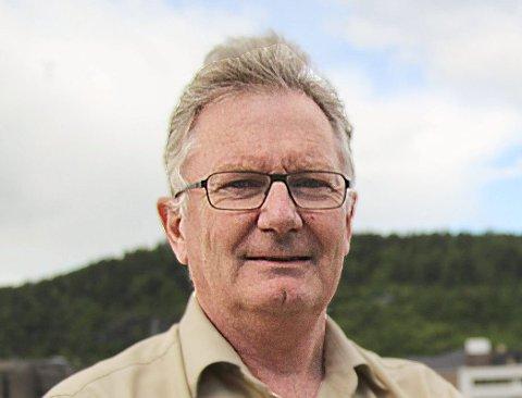 Rune Kjeldsen er ordførerkandidat for Drammen SV.