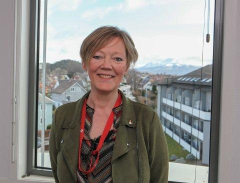NY SJEF: Helga Husevåg er tilsett som ny Nav-sjef i Kinn.
