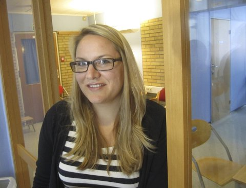 Valgansvarlig: Kirsti Weel Mahmutcehajic har vært valgansvarlig ved Glemmen videregående skole.