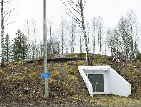 Sikret døgnet rundt: Kurudlia høydebasseng på Kongsvinger er et av anleggene som overvåkes døgnet rundt av Givas IKS. Foto: Jens Haugen