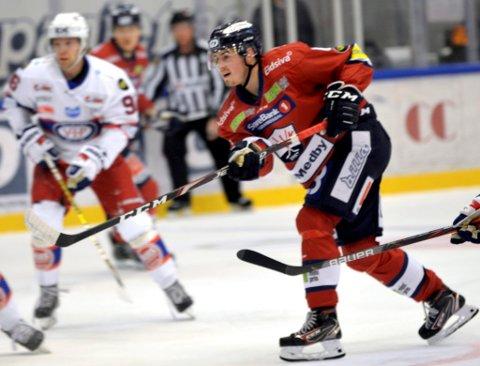 Stein Andre Hagen har satt signaturen sin på en toårskontrakt med Lillehammer Ishockeyklubb.