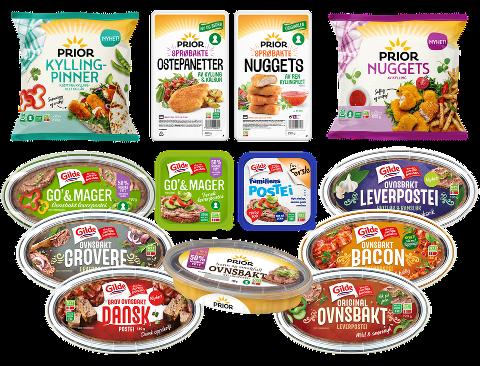 TRUKKET TILBAKE: Disse matvarene er trukket tilbake etter funn av det kreftfremkallende plantevernmiddelet etylenoksid.