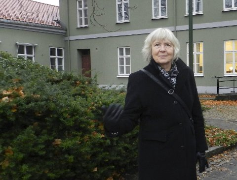 LEDER: Østfoldmuseenes leder Gunn Mona Ekornes er nyvalgt styreleder i Norges Museumsforbund.