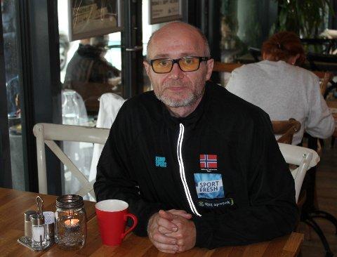 Øyvind Johansen, som for noen måneder siden fortalte sin sterke livshistorie til HA, håper nå noen har sett noe som kan hjelpe han i den kjedelige saken.