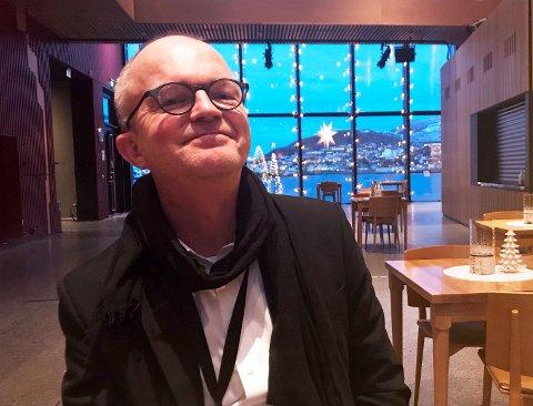 VIKTIG: Sverre Gjørvad tror at gode kulturtilbud er viktigere nå enn før.
