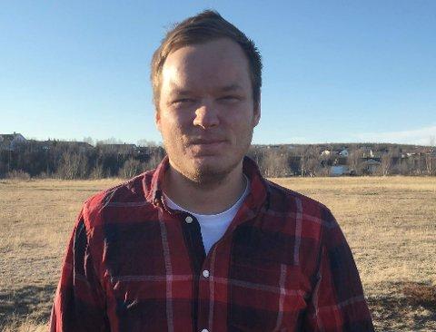 BLE STUDENT: Johan Vasara ga seg som ordfører og ble student. En viktig årsak til det, var at han ikke fikk boliglån
