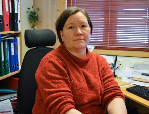 FOKUS: Daglig leder for Lomakka barnehage, Nan-Helen Mikalsen, sier det er viktig med et slikt fokus.