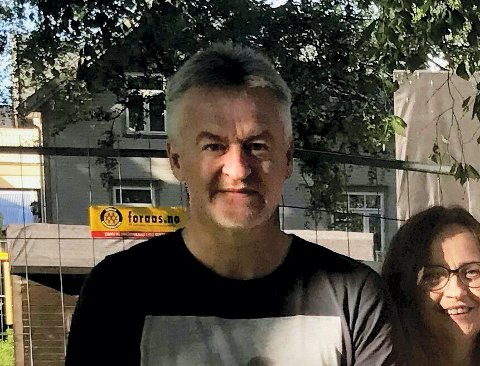 YTTERØY-PENDLER: Per E. Aunan (52) er en av mange pendlere til Ytterøy.