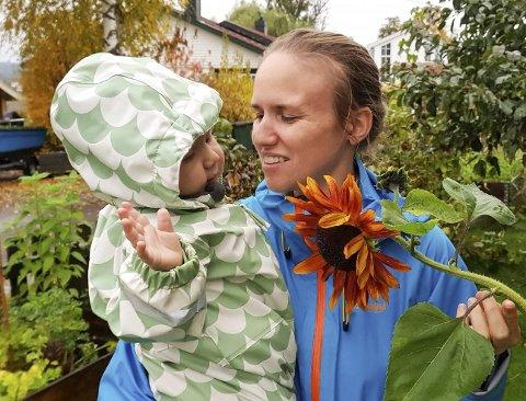 GIR SEG IKKE: Ragnhild Zeigler (35) vil at små barn skal få best mulig ernæring i barnehagen. Foto: privat