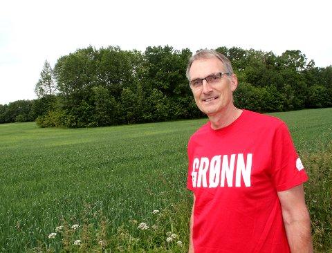 ER LOVET SVAR: Harald Moskvil er gruppeleder i fylkestinget og landbrukspolitisk talsmann i Miljøpartiet de grønne. ARKIVFOTO: Magnus Franer Erlingsen