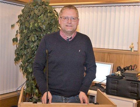 Geir Underhaug, for tida rådmann i Eidfjord kommune, kunne tenkt seg å flytta heim og bli kommunedirektør i Kvinnherad. (Foto: Hardanger Folkeblad).