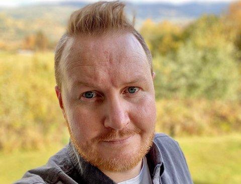 DAGLIG LEDER: Jon Vegar Persen er ny leder i Nore og Uvdal Næringsselskap.