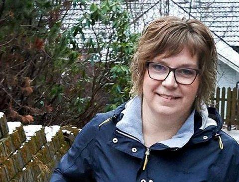 ANDREPLASS: Åste Marie Lande Lindau fra Namsos er innstilt som nummer to på KrFs liste til Stortinget.