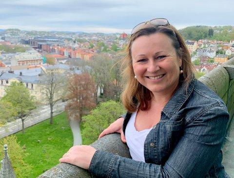 Petra Sestak forteller om en veldig god juli for turistnæringa i Trøndelag.