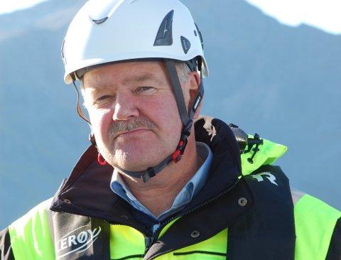 - USERIØST: Konserndirektør havbruk i Lerøy, Stig Nilsen, mener Tromsø kommunes vedtak ikke kan bli stående.
