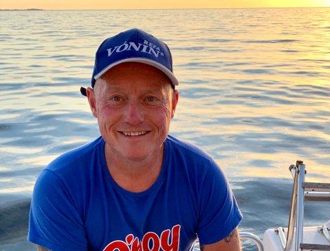 FERIE PÅ SENJA: Merk deg navnet Karl-Henning Svendsen. Han flyttet som 16-åring sørover fra Dyrøy. Nå investerer han i utesteder i Tromsø gjennom flere selskaper.