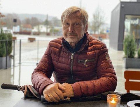 URÆDD-BAUTA: Øistein Davidsen har opplevd mye i løpet av et langt liv i idretten.