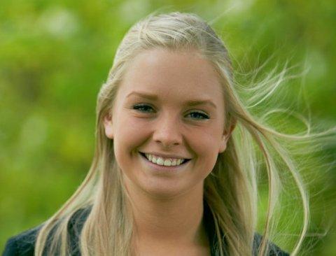 Sandra Tønne står på fjerdeplassen til Nordland AUFs forslag til stortingsliste.