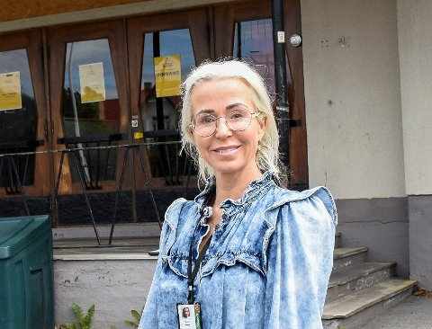 PROSJEKTLEDER: Belinda Gjærløw er prosjektleder for vaksinering i Ringerike.