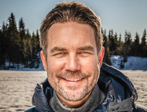 GLEDER SEG: – Jeg ser fram til, i samarbeid med Sigdal kommune og grunneierne i fjellet, å utvikle Norefjell som én felles helårsdestinasjon, sier Håvard Staff Brenno, styreleder i Norefjell utvikling AS.