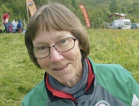 Seier: Birgitte Bekkelund vant 3-dagersløpet på Fanø i Danmark. Foto: Torgeir Strandhagen