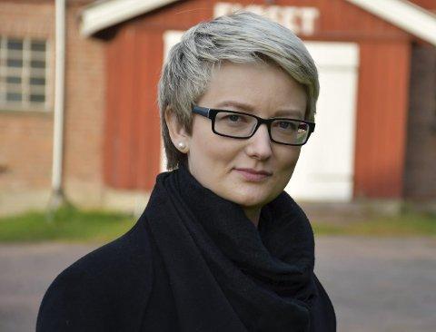 Ta kontakt: Hege Granøe Johansen er kulturminneplanens prosjektleder. Utkastet er nå ute på høring og hun ønsker derfor din mening i forbindelse med det.