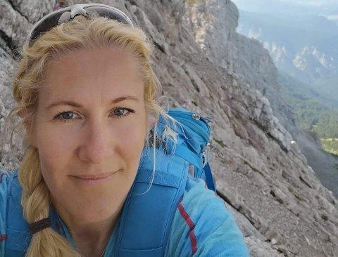 PÅGANGSMOT: Annika Storevold mener pågangsmotet kanskje er hennes sterkeste side.