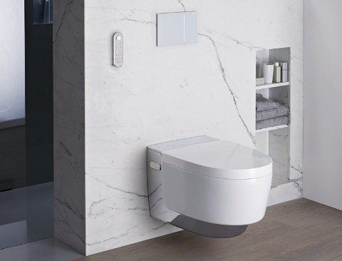 – God kvalitet på for eksempel sanitærprodukter betyr ofte at vedlikehold og daglig renhold blir enklere.