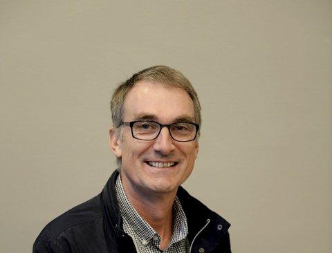 GRØNN: Harald Moskvil fra MDG vil tenke nytt.