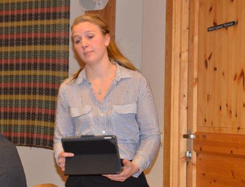 Styreleiar: Kristin Krogvold Fystro sit i kommunestyret i Øystre Slidre kommune, men er også styreleiar i Heggebø Friluftsbarnehage.