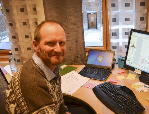 Fortrinn: Regional næringssjef Arild Løvik mener at etablering av selskapet Greenfield DC Sites vil gi kommunene Tynset, Alvdal og Rendalen et fortrinn i etablering av datasentre. Nord-Østerdal kraftlag og Eidsiva Vekst er med på eiersiden av selskapet.