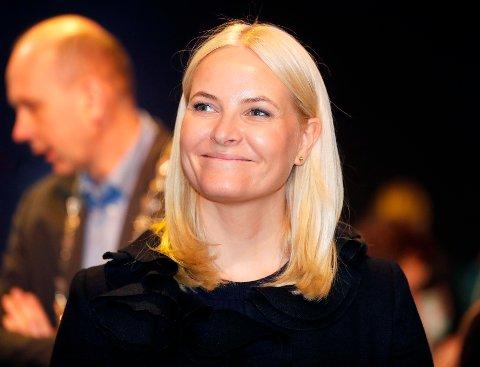 Kronprinsesse Mette Marit kommer til Gjerstad i juni.