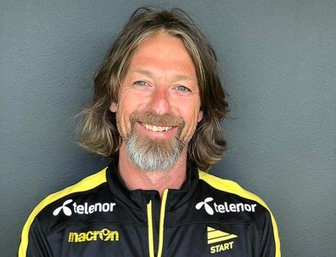 LØP RUNDT I STUA: Erik Mykland, her fra da han ble presentert i Start i fjor, hevder kampen på Åråsen ble tidenes opplevelse.