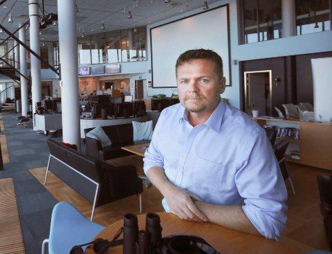 Bent-Ove Jamtli har vært avdelingsdirektør for Hovedredningssentralen Nord-Norge siden 2013.