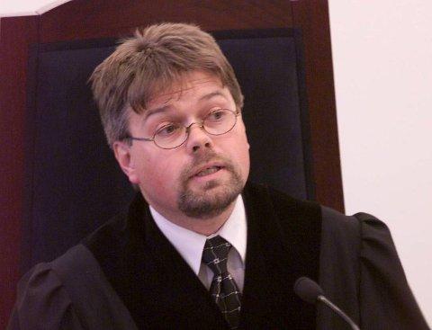 Arne Henriksen er innstilt på førsteplass til sorenskriverjobben i Bergen. Bildet er tatt da han var dommer i en sak i 2000.