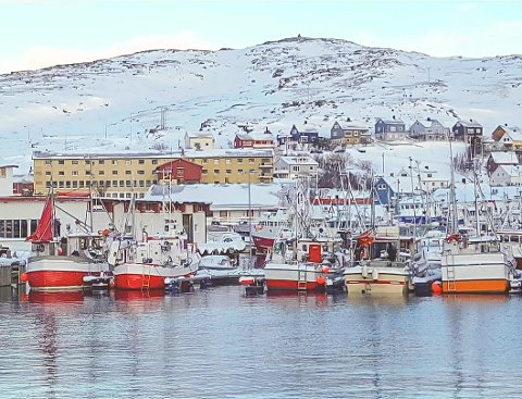 UTFORDRINGER: Det er ikke så lett for Måsøy kommune å få kvalifiserte medarbeidere til å flytte til Havøysund.