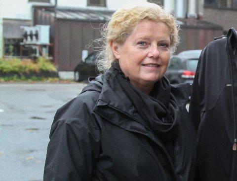 PROSJEKTLEIAR: Anita Solbakken seier det første møtet mellom anna vil handle om å få til gode medverknadsprosessar. Ein skal også avgjere kven som får jobben med å gi tilstandsrapport på bygget.
