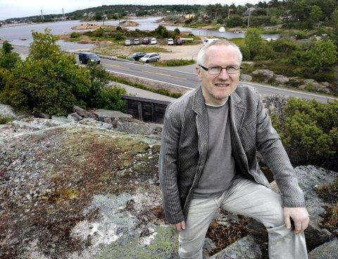 Ottar Johansen mener pengene ikke vil strekke til når Arbeiderpartiet etter all sannsynlighet overtar styringen av Hvaler kommune.