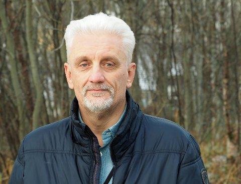HOLDER STENGT: Morten Fredheim Hanssen, enhetsleder Narvik kommune.