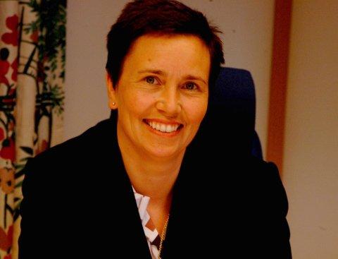 Trude Løvås Husjord er en av de som har søkt på stilling som ny HRS-direktør. Hun har blant annet fortid som administrasjonssjef i Fremover (bildet), men hadde også mange andre sentrale verv og posisjoner før familien flyttet til Oslo.