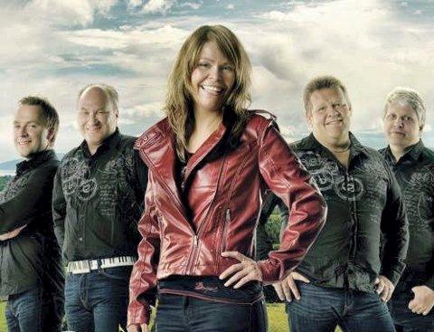 Gjengen i Contrazt er vokalist Gro Anita Dybendal, og bandmedlemmene Conny Nordvall, Leif Dybendal, Hans Olav Trøen og Kay Ronny Brobakken.