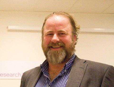 FUSJONERING: Etter tøffe økonomiske tider håper forskningsdirektør i Uni Reasearch Polytec Torleif Lothe på en fusjonering av selskapet innen 2018.